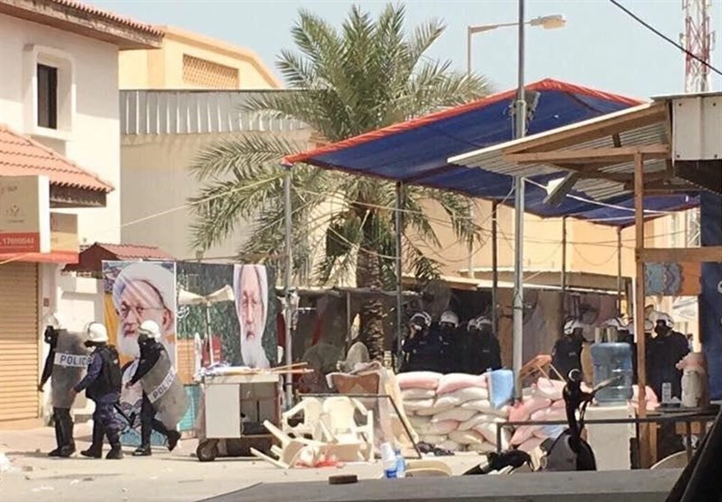 بحرین احتجاج 3