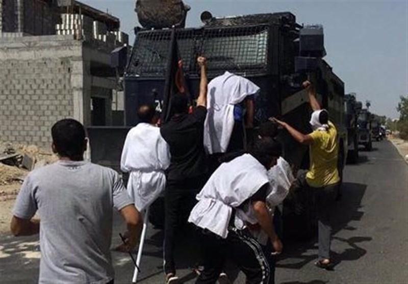 بحرین احتجاج 4
