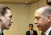 تصمیم ترکیه علیه اتریش غیر مسئولانه است/ لزوم همبستگی اروپایان مقابل اردوغان