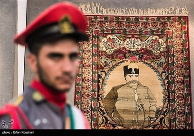 افتتاح نخستین نمایشگاه قالی های کاخ گلستان