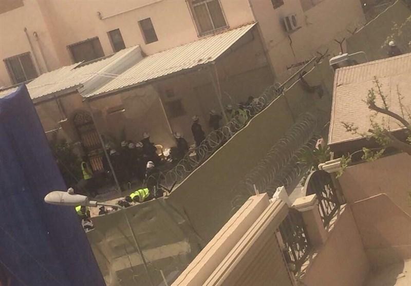تضارب الأنباء حول اعتقال الشیخ عیسى قاسم