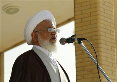 آیت الله محمدرضا ناصری یزدی نماینده ولی فقیه در استان و امام جمعه یزد