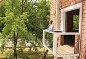 مخترعان ایرانی «بالکن تاشو» برای آپارتمانها ساختند + فیلم و عکس