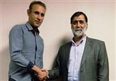 گلمحمدی در باشگاه تراکتورسازی حاضر شد + عکس
