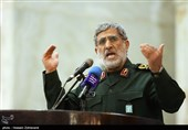 Conditions for Anti-Israeli Resistance Improving Day by Day: Iranian Commander
