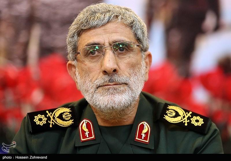 New Head of IRGC Quds Force Calls US Source of Wickedness, Mischief
