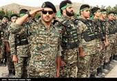 صبحگاه مشترک نیروهای مسلح - مشهد