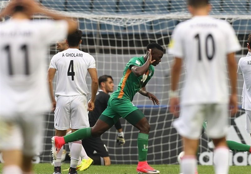 Iran Beaten by Zambia at FIFA U-20 World Cup