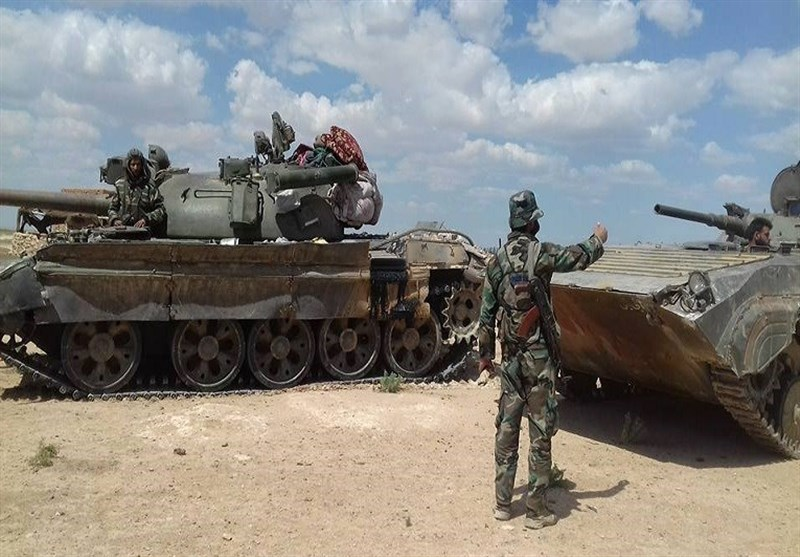 Syrian Army Retakes Last Daesh-Held Area in Aleppo Province
