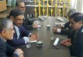 دیدار شمخانی با همتایان ترک، پاکستانی و آفریقای جنوبی در روسیه