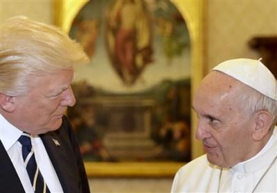 ترامپ و پاپ