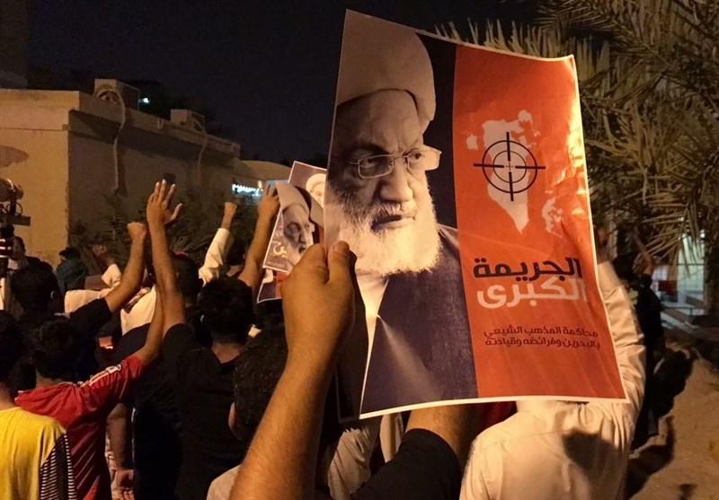 سرکوب مردم بحرین با چراغ سبز ترامپ