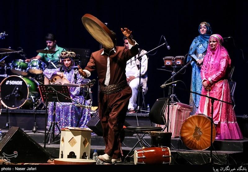 کنسرت گروه روناک