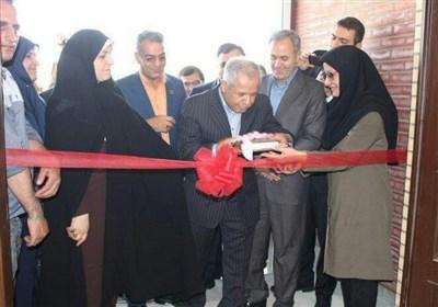 افتتاح مرکز سلامت گلها