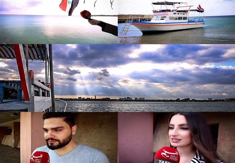 المدینة الساحلیة التی لم یلوثها الإرهاب تفتح أبوابها لاستقبال جمیع السوریین + صور وفیدیو