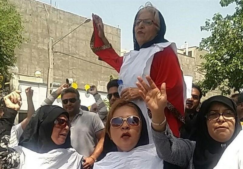 تجمع کاسپینی ها در مشهد