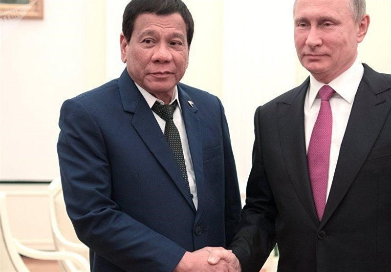 Russia: Nothing behind Weapons Donation to Philippines