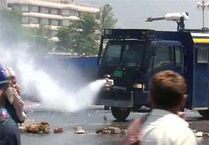 حمله پلیس پاکستان به کشاورزان معترض/180 نفر دستگیر شدند