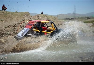 مسابقات آفرود قزوین