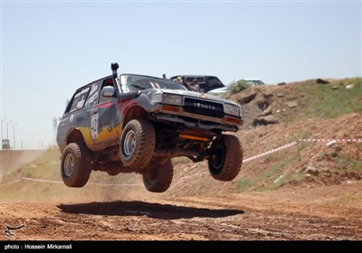 Off-Road Racing in Iran's Qazvin