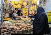 بازار تهران در روزهای پایانی ماه شعبان