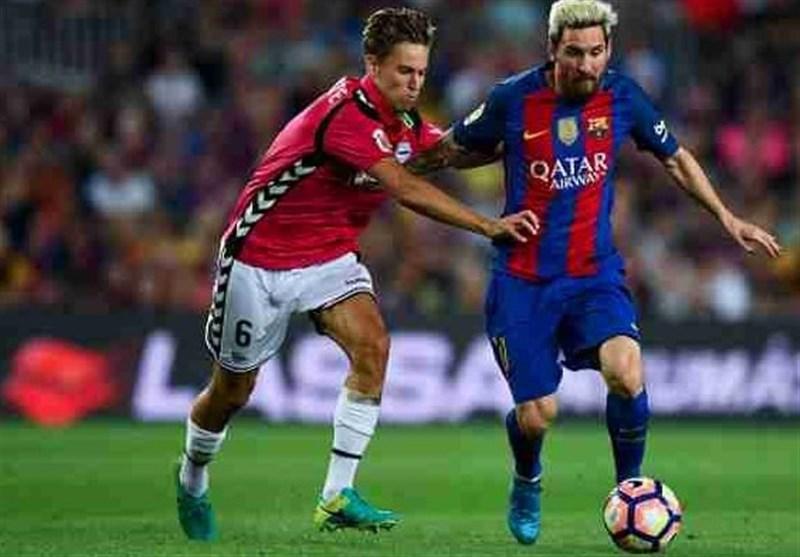 ترکیب بارسلونا و آلاوس معرفی شد