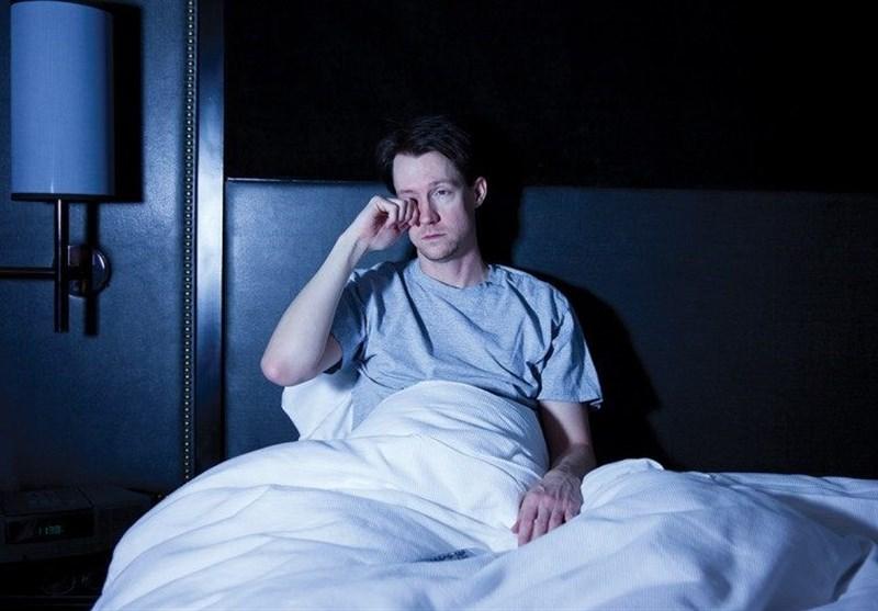 کمبود خواب باعث میشود تا مغز خودش را بخورد