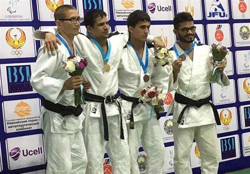 2 مدال برای جودوکاران ایران در روز نخست مسابقات نابینایان و کمبینایان قهرمانی آسیا
