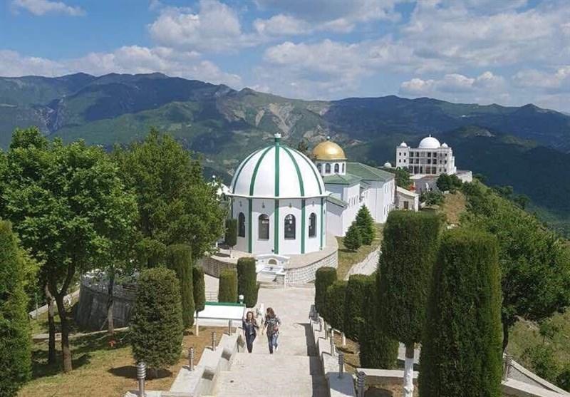کتابخانه تکایای بکتاشیه توسط رایزنی فرهنگی ایران در آلبانی تجهیز شد