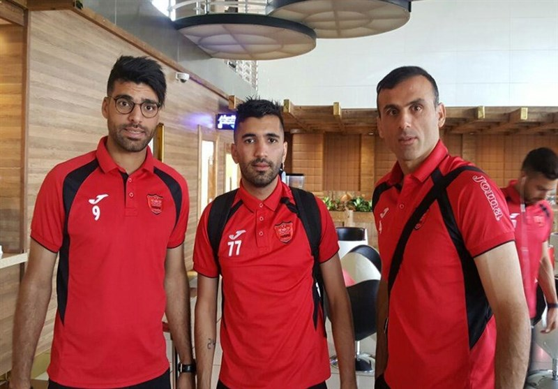 کاروان پرسپولیس به قطر رسید