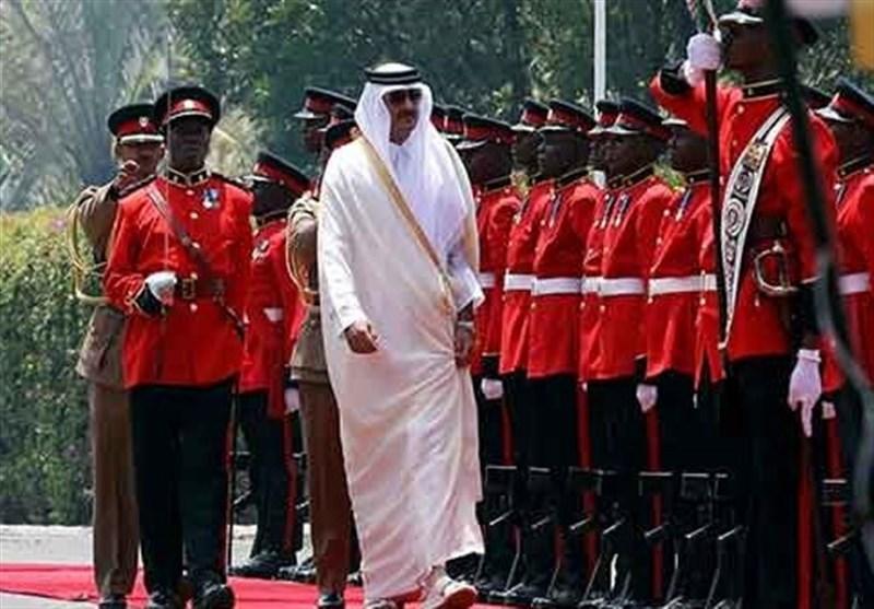 قطر الکویت