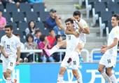 برتری یک نیمهای ایران مقابل پرتغال/ جوانان ایران در آستانه صعود