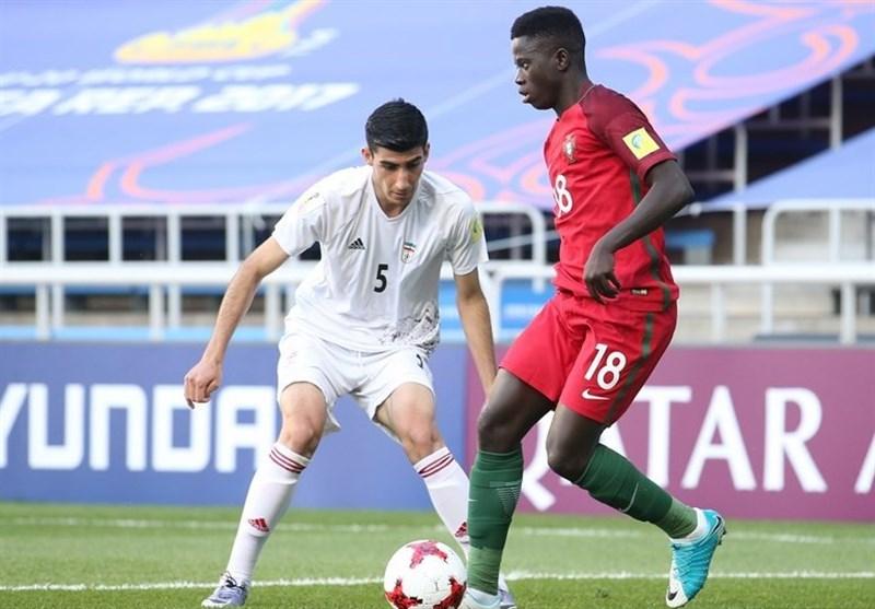 نیما طاهری، تیم فوتبال جوانان ایران و پرتغال