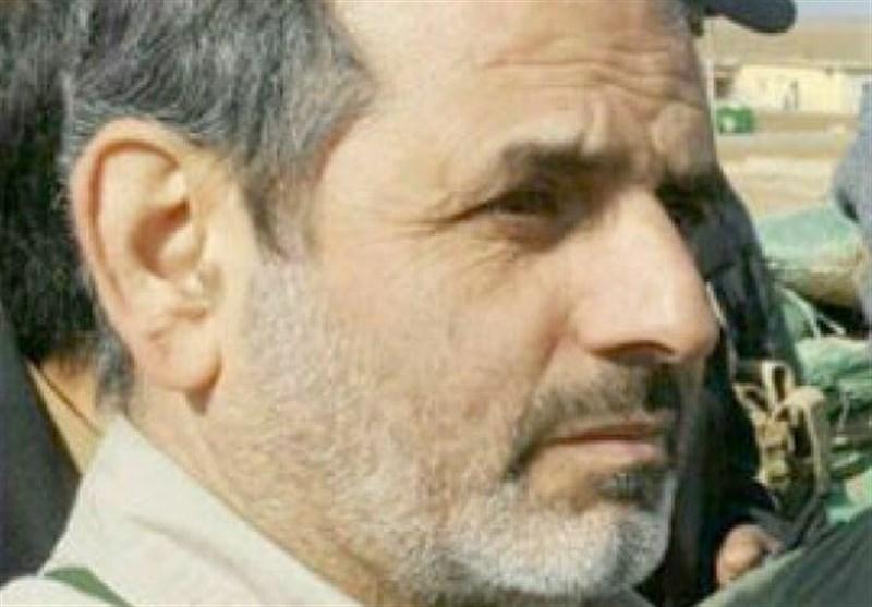 """مدافع حرم البرزی """"شهید نصیری"""" به خیل عظیم شهدای مدافع حرم پیوست"""