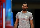 علت اخراج غلامی از تیم ملی والیبال ایران از دید یک سایت ایتالیایی+ تصویر