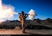 گزارش ویدئویی/ تمرینات تکاوران سپاه در نقطه صفر مرزی