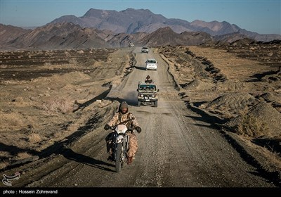 IRGC Rejects Report on Border Clash in SE Iran