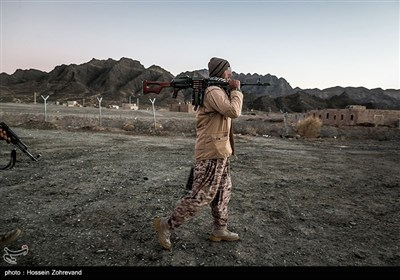 IRGC Ground Force Commandos in Pictures