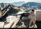 IRGC Forces Kill 2 Terrorists West of Iran