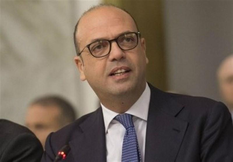 وزیر خارجه ایتالیا همبستگی خود با دولت و ملت ایران را ابراز کرد