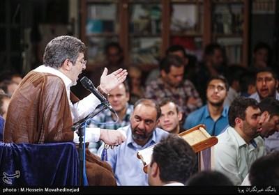 مناجات خوانی محمدرضا طاهری