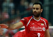 Adel Gholami Retires from Iran National Volleyball Team