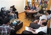 علی سامعی نماینده فیاپ در ایران ، ریکاردو بوسی رئیس فیاپ از ایتالیا ، رومن نرو عضو هیئت مدیره فیاپ و مسئول جشنواره های فیاپ