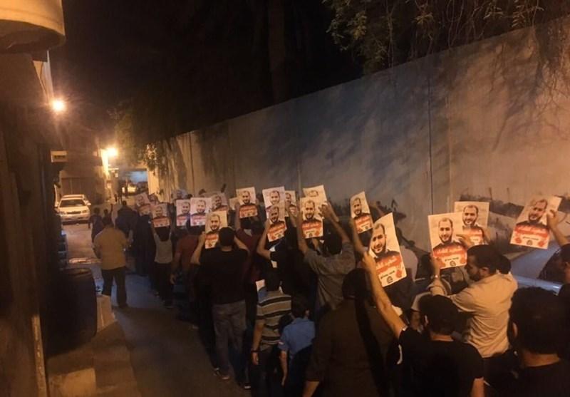 تظاهرات شهروندان بحرینی