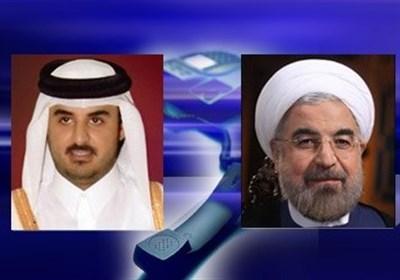 روحانی امیر قطر