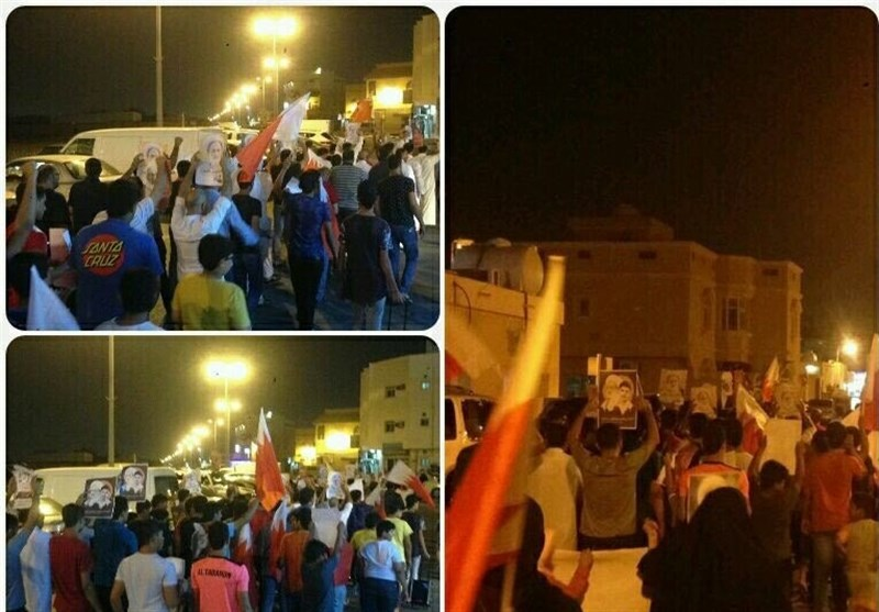 Anti-Regime Protests Continue across Bahrain (+Photo)