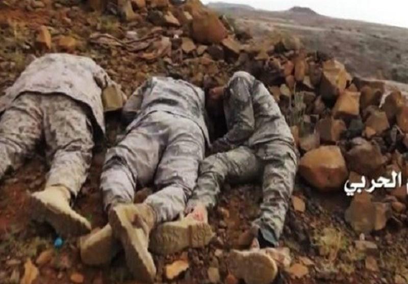 کشته شدن 3 نظامی سعودی در مرز یمن