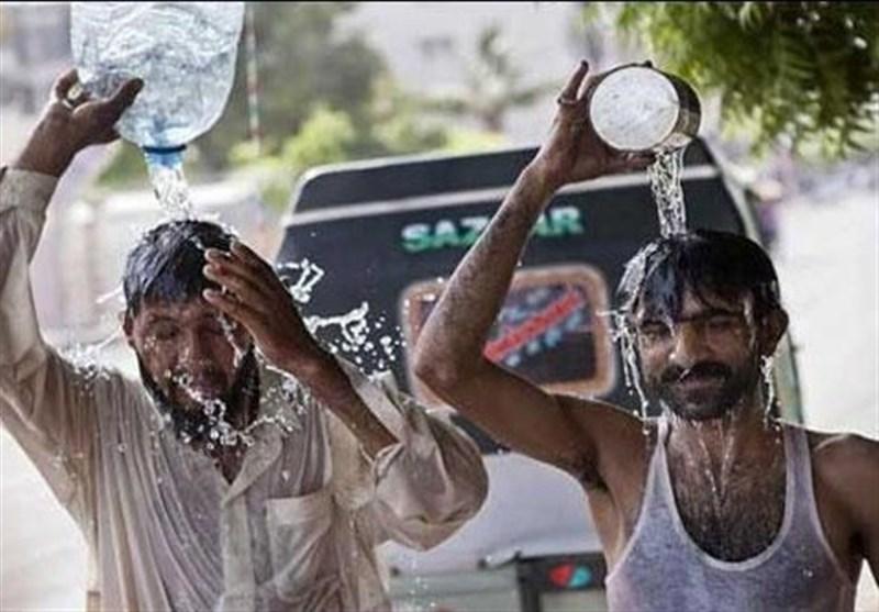 گرمی هوا در پاکستان