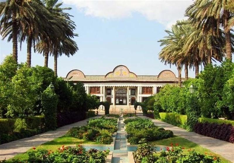 """جولة سیاحیة فی إیران؛ بلد الفصول الأربعة .. الحدیقة التراثیة """"دلگشا"""" فی مدینة شیراز + صور وفیدیو"""
