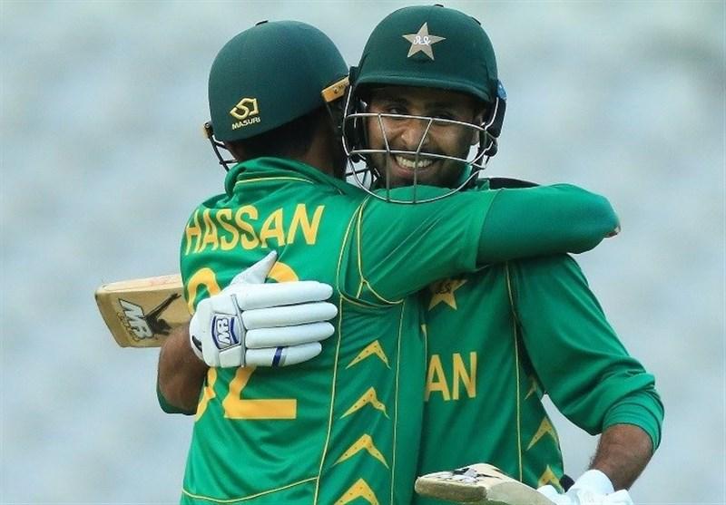 وارم اپ میچ میں پاکستانی ٹیم نے لہو گرما دیئے / سنسنی خیز فتح